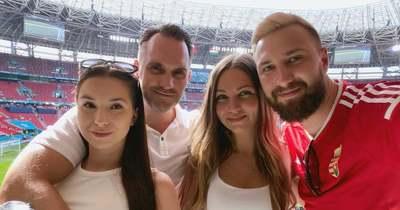 Varázslatos élmény a magyar csapatnak a helyszínen szurkolni