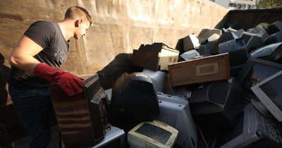Szombaton itt adhatod le Szegeden az elektronikai hulladékot