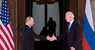 Véget ért az első találkozó Putyin és Biden között