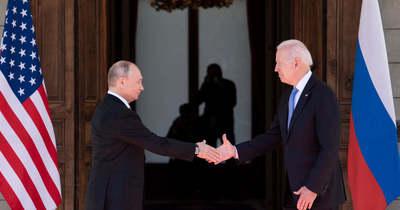 Putyin: egy nyelvet beszélünk Bidennel