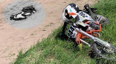 Lesújtó tragédia: Meghalt a kórházban a 9 éves fiú, aki motorbalesetet szenvedett Monoron