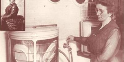 Josephine Cochrane: a nő, akinek örökké hálásak leszünk a mosogatógép feltalálásáért