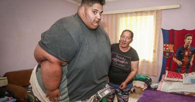 Fantasztikus átváltozás, az ország egykori legkövérebb fiatalja 100 kilót fogyott egy év alatt – Fotó