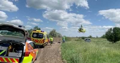 Meghalt a kórházban a 9 éves fiú, aki motorbalesetet szenvedett Monoron