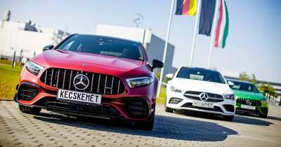 Kevesebb műszakot vezettek be a Mercedesnél