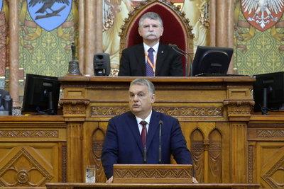 Orbán Viktor világosan felvázolta a következő hónapok legfontosabb kérdéseit