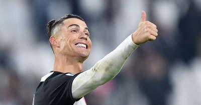 Ronaldo Budapestről üzent szülinapos fiának, ráadásul az egyik leghíresebb magyar találmánnyal – fotók