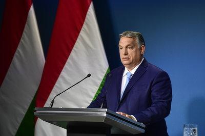 Orbán Viktor: A liberális gőzhengerek ismét elindultak Magyarország ellen
