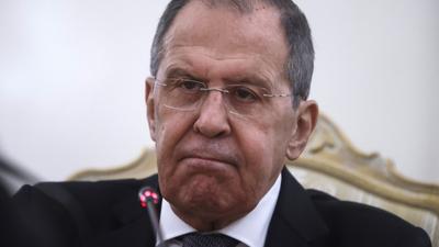 Genfet követően Londonnal tárgyalt Szergej Lavrov