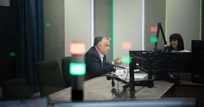 Orbán Viktor: az újraindításban éllovasok vagyunk Európában
