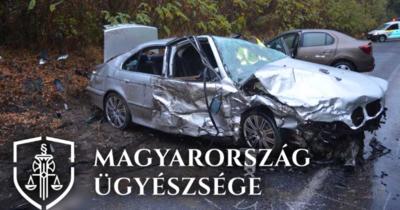 Súlyos balesetet okozott a somlói gyorshajtó, eltiltanák a vezetéstől (képek)
