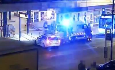 Videón a brutális erejű ütés, amitől majdnem meghalt egy férfi a zuglói pályaudvaron