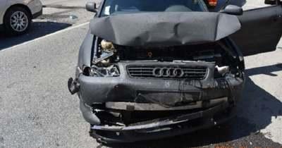 Bedrogozva, ittasan pusztított Esztergomban a szlovák sofőr (képek)