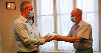 Több mint félmillió forintos adományt kapott a Hetényi Géza Kórház