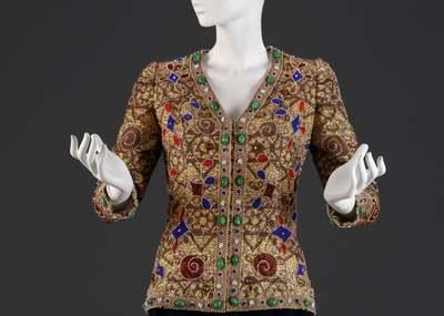 Kádár Jánosnénak is tervezett ruhát a divatkirálynő