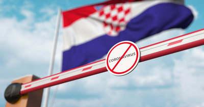 Védettségi igazolvány nélkül utazhatunk a horvátokhoz