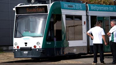 Harmincéves villamosokat vehet a főváros