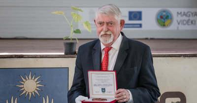 Díszpolgári címet vehetett át dr. Kásler Miklós Nagypáliban