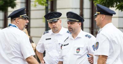 Korrupt rendőrségi vezető ellen indul eljárás