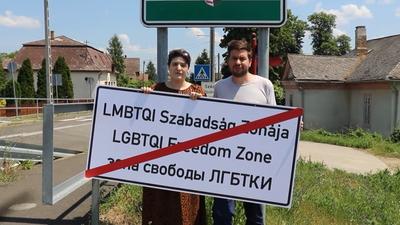 Pöstyénpusztánál ér véget az LMBTQI-szabadság zónája