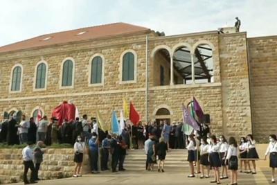 Libanonban magyar támogatással épült kulturális és szakképző központot avattak