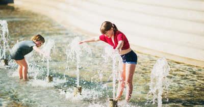 Zivatar és forróság miatt is elsőfokú riasztás van érvényben Nógrád megyében