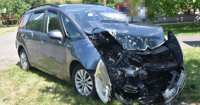 Két baleset is az elsőbbség meg nem adása miatt történt