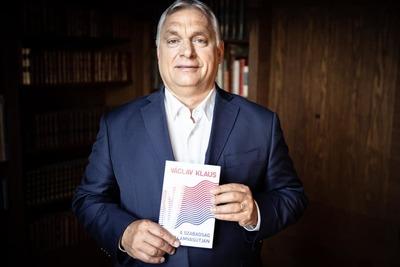 Orbán Viktor 80. születésnapja alkalmából felköszöntötte Václav Klaust