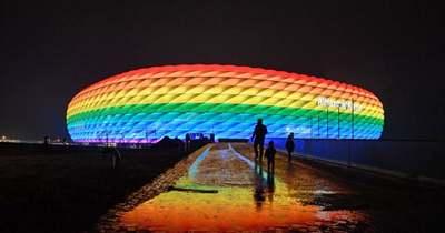 Szivárványos Arénában fogadnák a magyarokat Münchenben