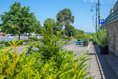 Nappali a Duna-parton - Ilyen lett a bebútorozott rakpart
