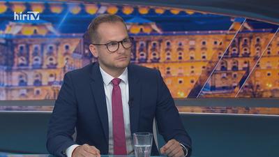 Deák Dániel: Harminc évvel ezelőttig egy birodalom része volt Magyarország
