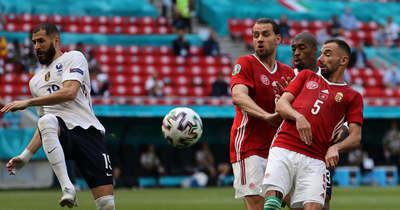A szünetben 1-0-ra vezet a magyar csapat a világbajnok ellen!