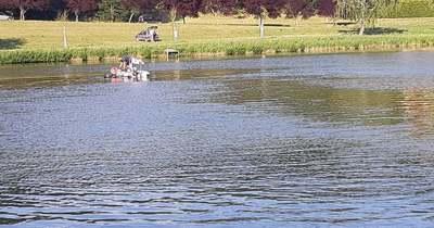 Egy ember belefulladt a petörkei tóba