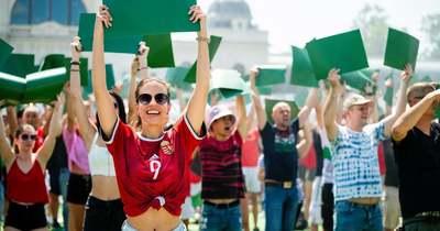 Nézzen boldog magyarokat! + képgaléria