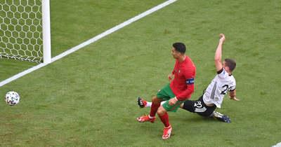 Nemes bosszú a meccs emberétől, akivel Ronaldo nem akart mezt cserélni