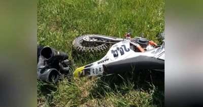 Ez volt a hét legfelkavaróbb tragédiája: nem tudták megmenteni a kilenc éves motorversenyző életét