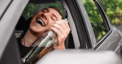 """""""Jogsim sose volt, miért ne vezethetnék részegen?"""" – gondolhatta az andocsi férfi"""