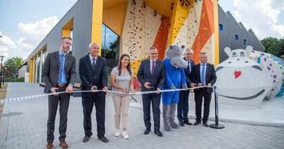 Megnyitotta kapuit a Dunántúl legnagyobb fedett élményparkja