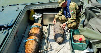 Kint van a bomba, helyreállt a rend a Lánchídnál + galéria