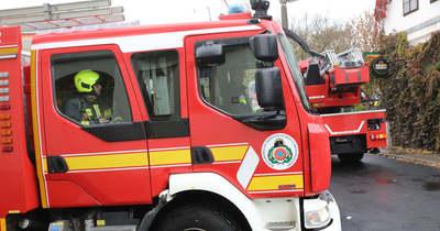 Ijesztő! Oszlopnak ütközött egy autó Szigetváron