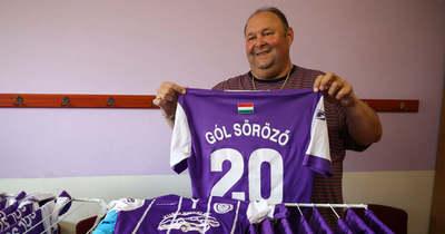 Kun-Szabó Tibor – a csengelei foci