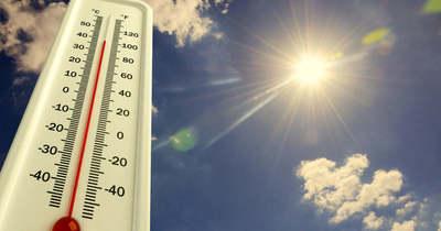 Velünk marad a hőségriasztás