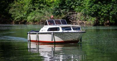 Már lakóhajókkal is utazhatnak a folyón