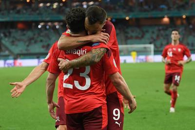 Svájci lányok vigassága: Svájc-Törökország 3-1