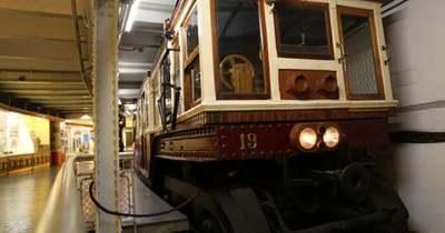 A 125 éves földalattiról nyílt időszaki kiállítás