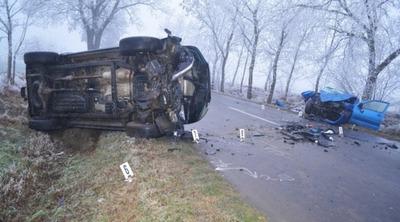 Borzalmas baleset - Maradandó fogyatékossággal kell tovább élnie a vétlen sofőrnek és utasának
