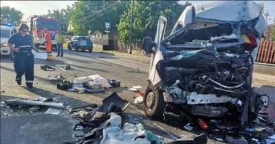 Pánik és sikolyok: megszólalt a drámai mezőörsi buszbaleset túlélője