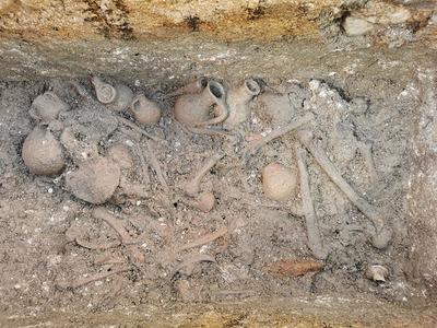 Ókori temető maradványaira bukkantak horvát régészek Hvar szigetén