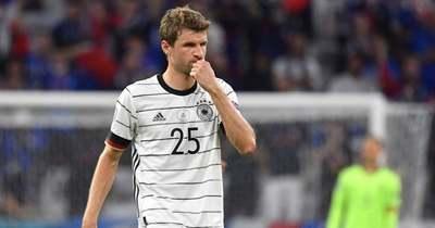 Négy német kihagyta az edzést, Müller nem játszik ellenünk