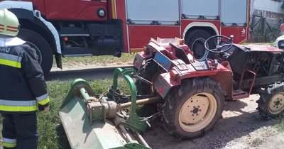 Tűzesetekhez és műszaki mentésekhez is vonultak a megyei tűzoltók